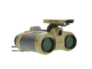 4 x 30mm Night Scope Binoculars with Pop-up Light