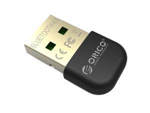 ORICO BTA-403 Mini USB Bluetooth 4.0 Adapter Wireless Dongle for Windows 8/7/XP/Vista Black