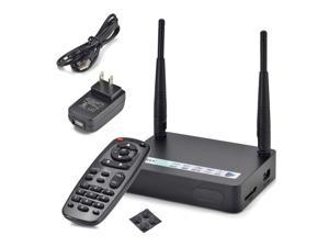 Measy B2A Mini PC Android 4.2 TV Box Player 3D ISO 4K 1080P Wifi 1G/4GB with Remote Control