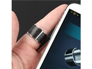 2in1 Smart Ring GalaRing G1 NFC Private Key Business Card for Samsung HTC Sony LG etc Size M