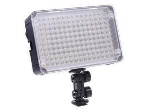 Aputure 160 Camera LED Video Light Bulb Hot Shoe