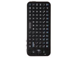 iPazzPort Fly Air Mouse Voice Wireless Remote Keyboard RF 2.4G Mini Bulit-in Mic & Speaker