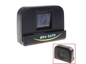 Solar Power Car Auto Cool Air Vent With Rubber Stripping