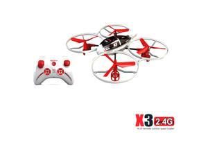 Syma X3 4CH 2.4Ghz Remote Control RC UFO Helicopter Quadcopter 360°  Eversion