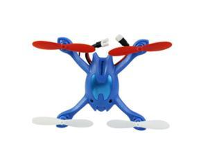 Mini 2.4G 4 Channel 6AXIS Gyro 3D Rolling LCD Remote Control Quad Copter Helicopter Aircraft