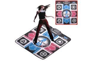 USB Non-Slip Dancing Step Dance Mat Mats Pads to PC