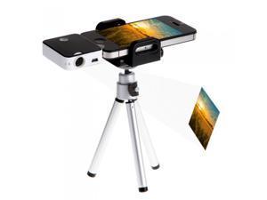 Mini Multimedia Pocket Cinema Focus Projector II for iPod & iPhone & iPad