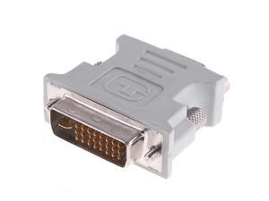 VGA TO DVI 24 PIN CONVERTER FEMALE TO MALE ADAPTER