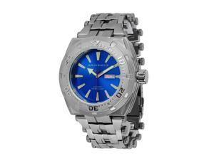 ANDROID® Men's Millipede 55 Automatic Blue Dial Stainless Steel Watch AD757BBU