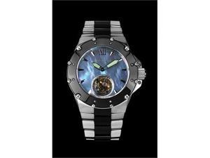 Android Enforcer 45 Automatic Tourbillon Watch - AD636BK
