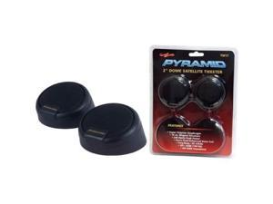 Pair Pyramid Tw17 2 200w Satellite Hard Dome Tweeters 200 Watt