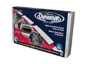 Dynamic Control 10455 Dynamat Xtreme 36 Sq Ft Bulk Pack&#59; 9 Sheets 18x32