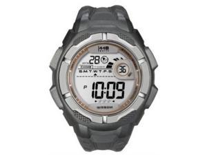 Timex T5K594 Mens 1440 Sports Full-Size Gray Watch