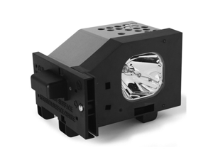 Compatible TV Lamp for Panasonic PT-44LCX65 with Housing, 150 Days Warranty
