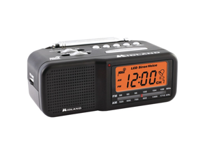 Sangean Wr11 Wood Am/Fm Tbl Top Radio