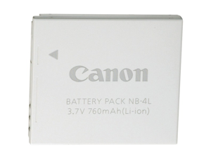 Canon 9763A001aa Nb-4L Battery Pack