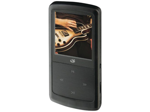 GPX MP3 / MP4 Music and Video Player ML861B