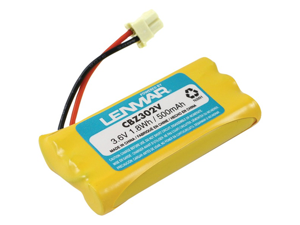 LENMAR CBZ302V Lenmar cbz302v vtech(r) bt5632 & bt5872 replacement battery