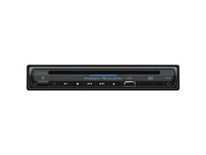 Power Acoustik Padvd-490 Hf-Din Und/Indsh Dvd Rcvr