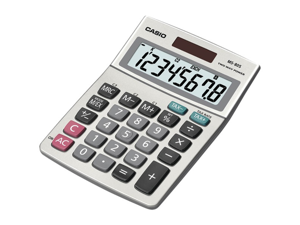 Casio Ms80ssih Solar Desktop Calculator