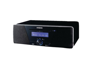 Sangean Wr3 Tabletop Radio/Mp3 Player