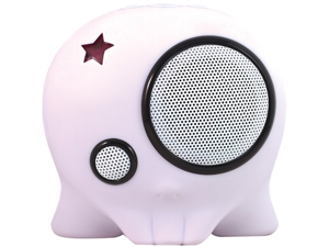 Boombotix Bb1-Wht Diy Portable Speakr Wht