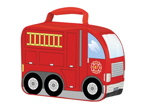 THERMOS N47265006M Firetruck Novelty Lunch Kit
