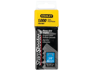 Stanley Tra706t/Rto-041 3/8 In Staples (1000)