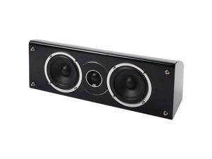 """New Pure Acoustics Noble-Iic 2-Way Noble Ii Series 4"""" Center Channel Speaker"""