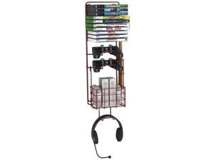 Atlantic 38806137 Wallmount Game Rack