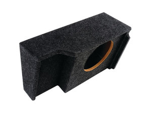 "ATREND-BBOX A151-10CP B BOX SERIES SUBWOOFER BOXES FOR GM VEHICLES (10"" SINGLE DOWN-FIRE)"