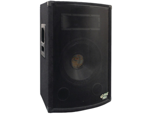 "PYLE PRO PADH1279 600-Watt, 12"" 2-Way Speaker Cabinet"