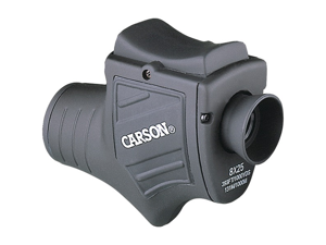 CARSON BA-825 Bandit(TM) 8 x 25mm Quick-Focus Monocular