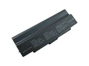 for Sony VAIO VGN SZ28CP 9 Cell Battery