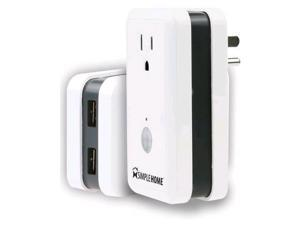 Xtreme Cables Xws7 1002 wht WiFi Wall Plug with Energy 2 USB