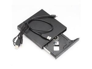 Esky® External USB 2.0 External Slim CD-ROM Drive
