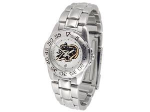 Army Black Knights LADIES SPORT STEEL Watch by Suntime - OEM