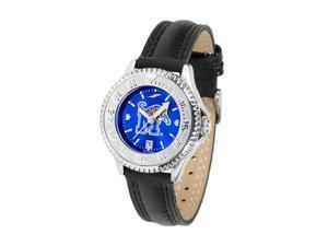 Memphis Tigers LADIES COMPETITOR ANOCHROME Watch by Suntime - OEM