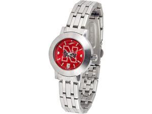 Nebraska Cornhuskers LADIES DYNASTY ANOCHROME Watch by Suntime - OEM
