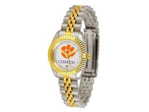 Clemson Tigers LADIES EXECUTIVE Watch by Suntime - OEM