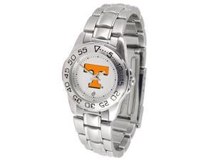 Tennessee Volunteers LADIES SPORT STEEL Watch by Suntime - OEM