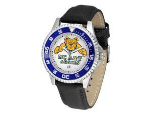 North Carolina A&T Aggies COMPETITOR Watch by Suntime - OEM