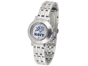 Navy Midshipmen LADIES DYNASTY Watch by Suntime - OEM