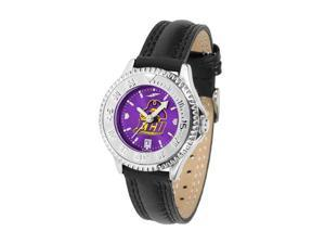 East Carolina Pirates LADIES COMPETITOR ANOCHROME Watch by Suntime - OEM
