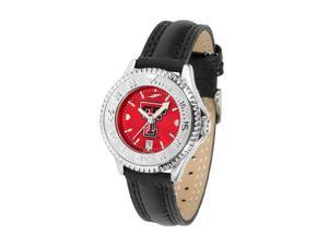 Texas Tech Red Raiders LADIES COMPETITOR ANOCHROME Watch by Suntime - OEM