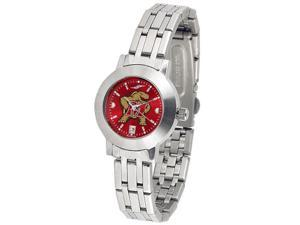 Maryland Terrapins LADIES DYNASTY ANOCHROME Watch by Suntime - OEM