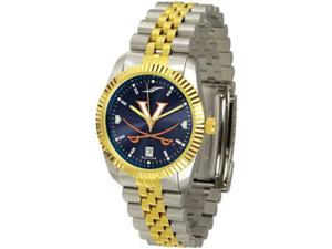 Virginia Cavaliers EXECUTIVE ANOCHROME Watch by Suntime - OEM