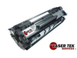 Laser Tek Services ® Compatible CE285A High Yield Toner Cartridge for HP P1102 M1212 M1217nfw