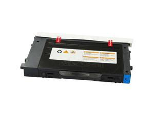 Laser Tek Services ® Cyan Compatible Toner Cartridge for the Samsung CLP-500 CLP-500N CLP-550 CLP-550N CLP-500D5C