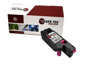 Laser Tek Services® Replacement Magenta 106R01628 Cartridge for the Xerox Phaser 6000, Phaser 6010, and WorkCentre 6015